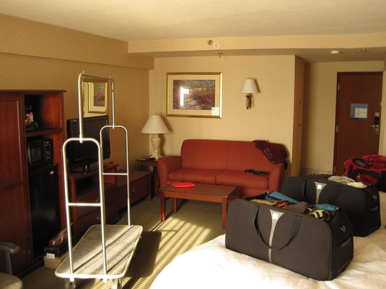 Hampton Inn & Suites Lancaster: Great space