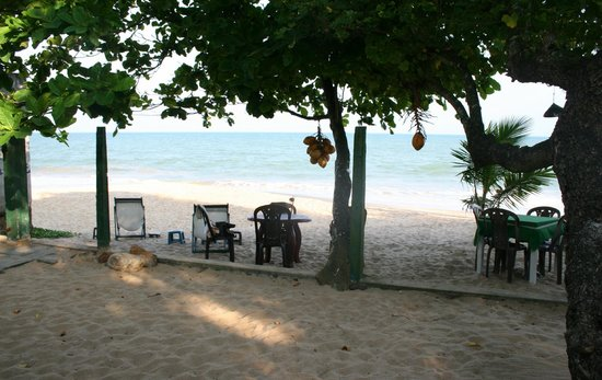 The Breeze Beach Restaurant Tangalle