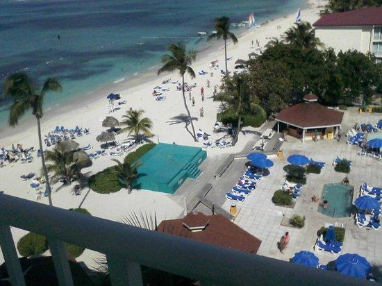 Breezes Resort & Spa Bahamas: Vista desde la habitacion