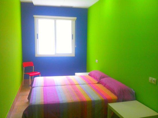 Tourist Hostel O Camino das Estrelas: Habitación Doble