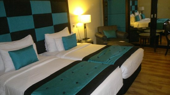 Park Plaza Ludhiana: COMFORTABLE BED