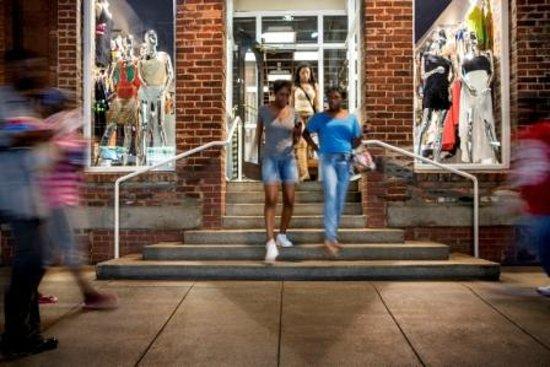 bcf2ee583a Underground Atlanta: Trendy fashion options for men, women & children
