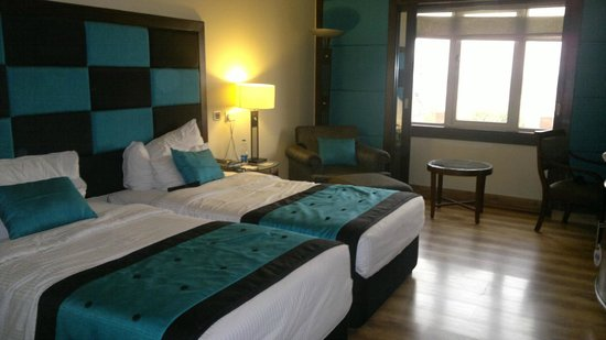 Park Plaza Ludhiana: SPECIOUS ROOM WITH COSY FURNITURE