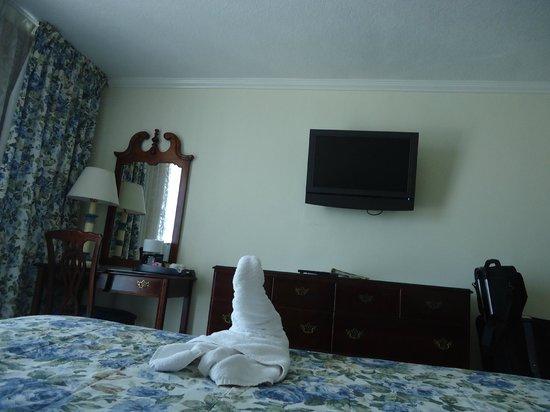 Breezes Resort & Spa Bahamas: Habitacion con excelente vista