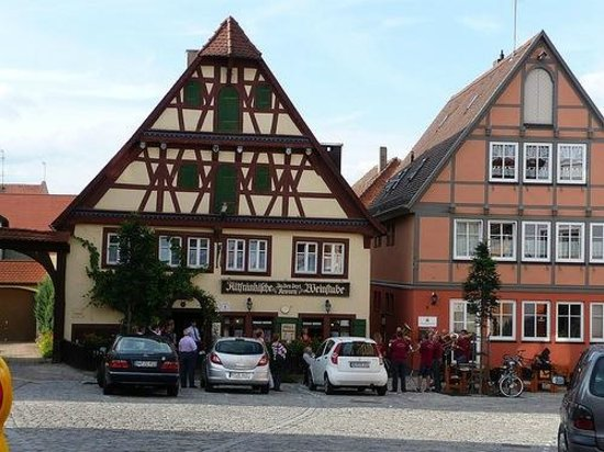 Bad Windsheim, Germany: Aussenansicht