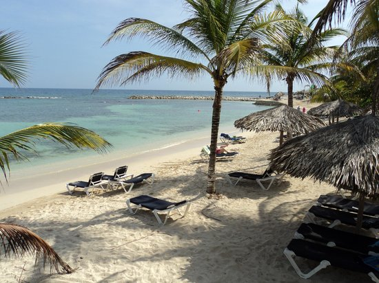 Grand Palladium Jamaica Resort & Spa: Las Brisas Beach