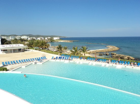 Grand Palladium Jamaica Resort & Spa: Main Pool