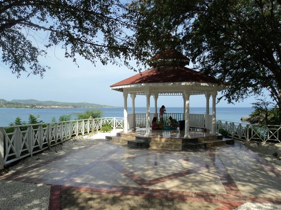 Grand Palladium Jamaica Resort & Spa: Wedding Gazebo