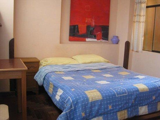 Mamma Cusco Hostel: MATRIMONIAL CON BAÑO PRIVADO