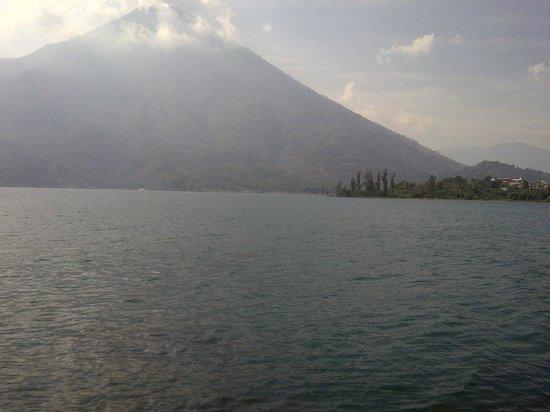 Posada de Santiago: Vista