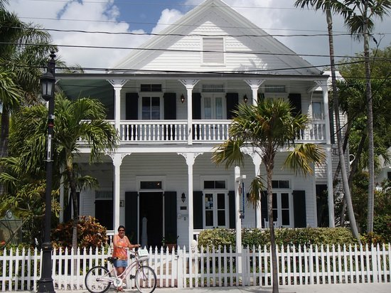 The Conch House Heritage Inn: Postcard Perfect!
