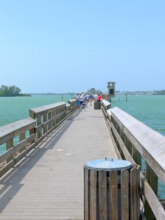 Rotonda West, FL: fishing pier