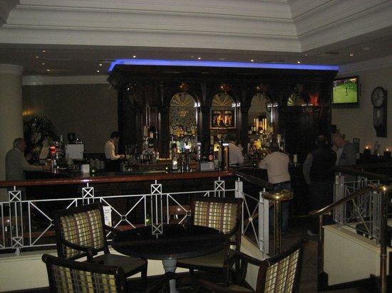 Europa Hotel - Belfast: Lobby Bar