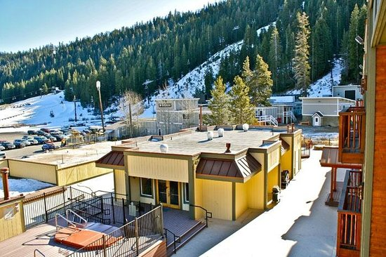 View of Property at the Red Wolf Lodge at Squaw Valley