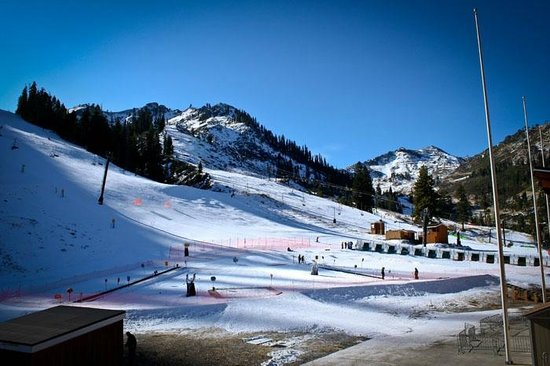 Red Wolf Lodge at Squaw Valley: Squaw Valley Skiing Resort