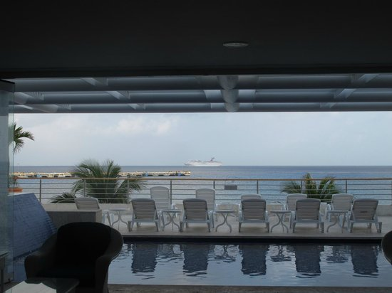 Casa Mexicana Cozumel: Views from lobby