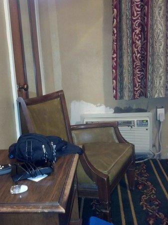 Berkeley Springs Motel: room
