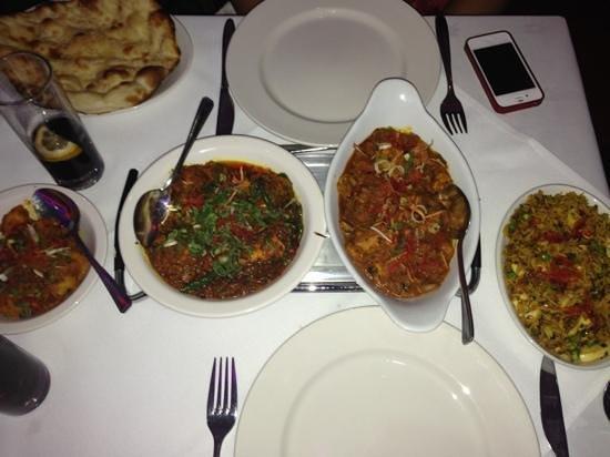 Rajmoni: my food looks taste but it ain't