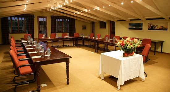 Critchley Hackle Hotel: Conference Room