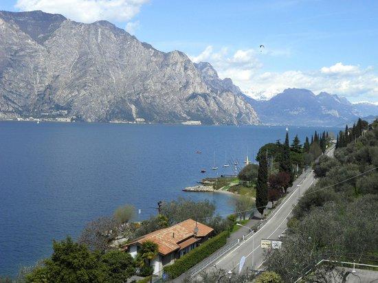 Hotel Villa Carmen: vista