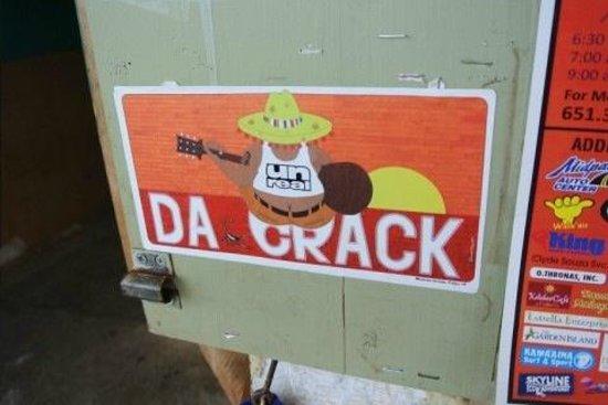 Yummy Picture Of Da Crack Poipu Tripadvisor