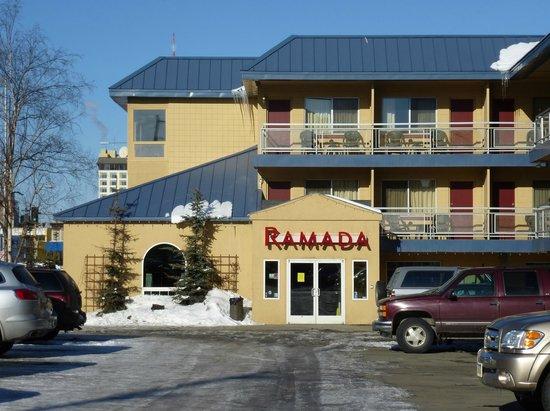 Ramada Anchorage: Ramada - Anchorage, Alaska
