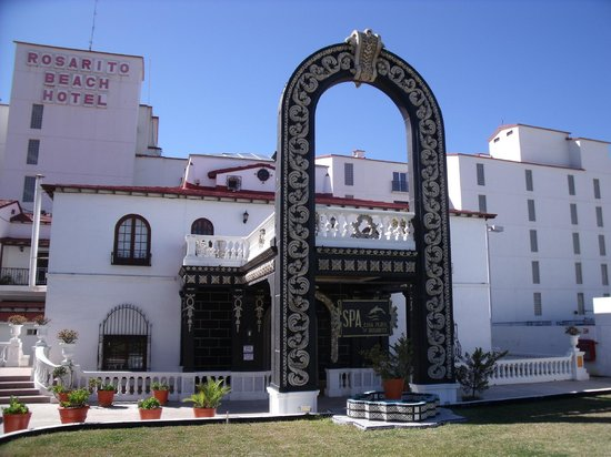 Rosarito Beach Hotel The Spa