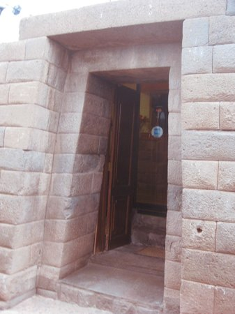 Mamma Cusco Hostel: INCA DOORWAY FREEE WALKING TOUR WITH LIBOS