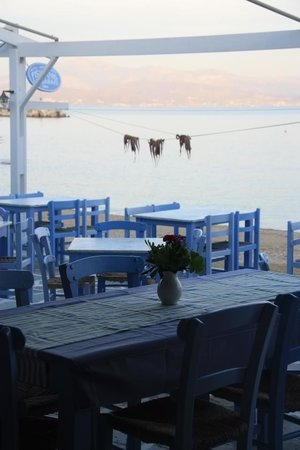 Fisilanis Restaurant : the best time for the afternoon coffee