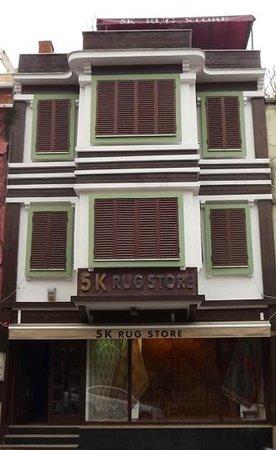 5K Rug Store