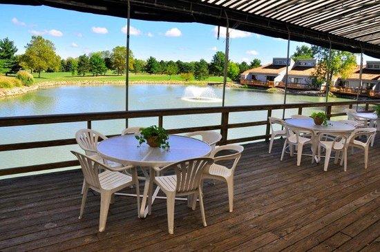 Sawmill Creek Resort: Mulligan's Pub