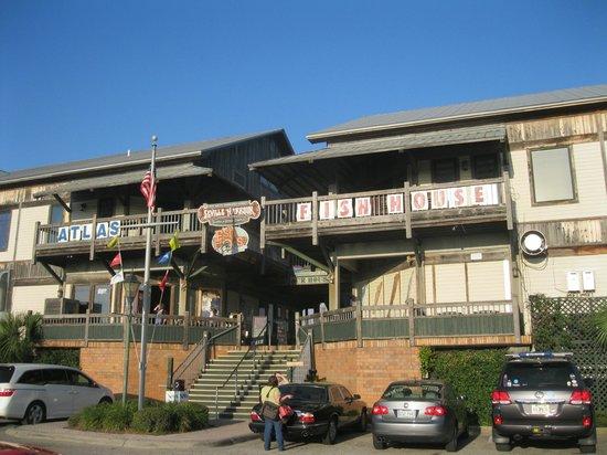 Fish House Restaurant Pensacola Menu