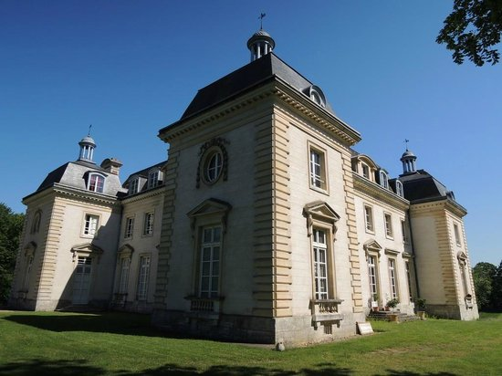 Chateau du Buisson de May