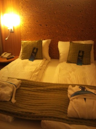 Radisson Blu Airport Hotel, Oslo Gardermoen: Beds