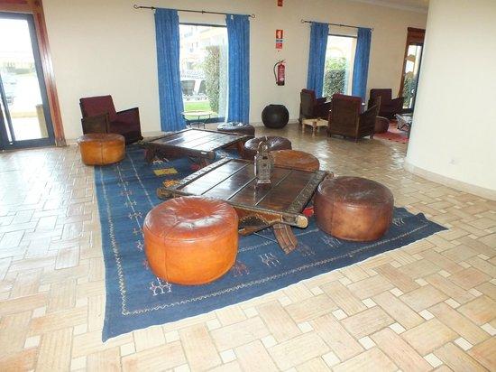 Vila Gale Tavira: Hotel Lobby - Vila Gale
