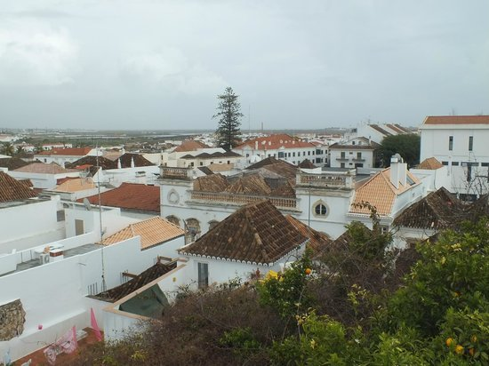 Vila Gale Tavira: View from Castle Walls
