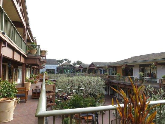 Carmel Plaza: Vista do 2º pavimento