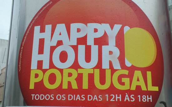 Vila Gale Tavira: Sign says it all
