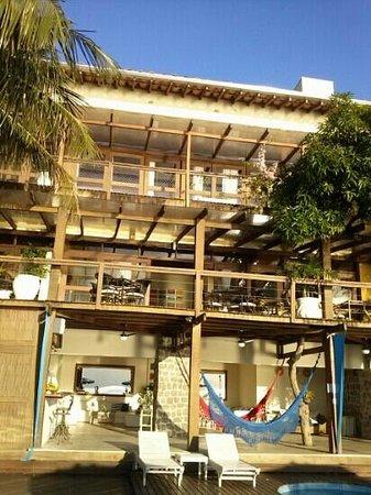 Barra do Piuva Porto Hotel: Muito Lindo