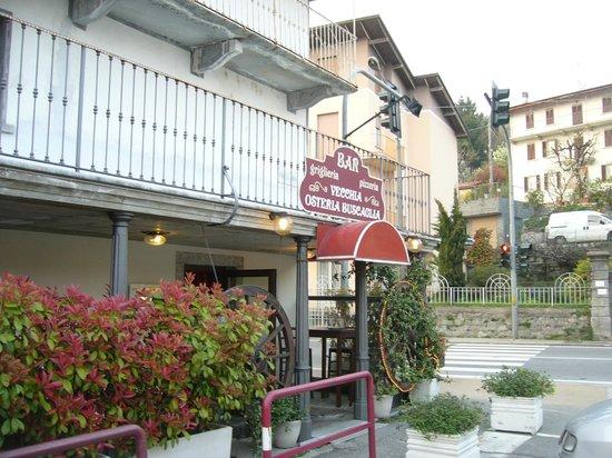 Vecchia Osteria Buscaglia: Outside