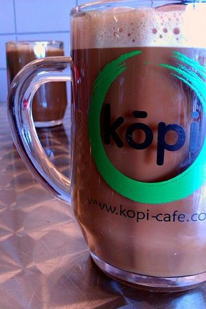 Kopitiam Cafe