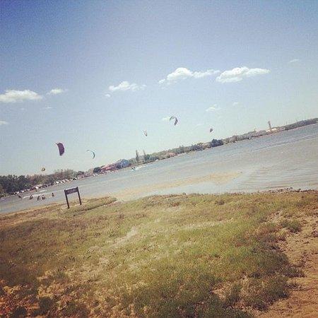 Sportno drustvo Forma : Zadar Nin kiteboarding school North