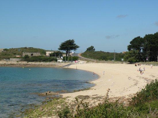 La Villa Bel Ange : plage