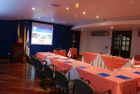 Hotel Dulima: Salon Santa Librada-evento Corporativo
