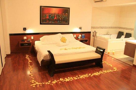 Hotel Dulima: Noche de Bodas en Suite