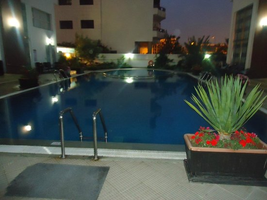 Appart-hotel Founty Beach : chambre