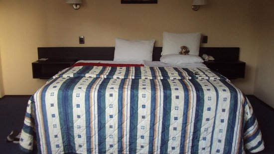 Hotel Fontan Reforma: Quarto Standard 3º piso