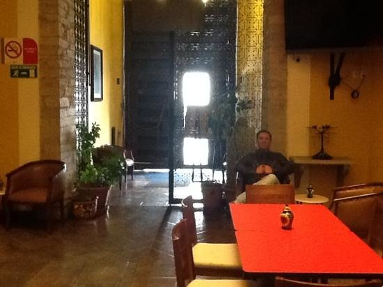Hotel La Casona de Don Lucas: entrada a la casona