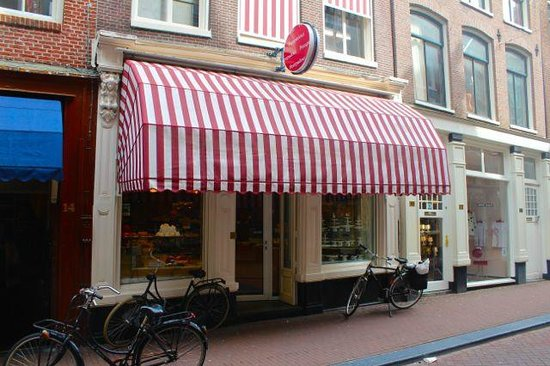 Las Nueve Calles: Chocolaterie Pompadour