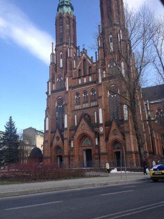VIP Service - Transport & Concierge : Warsaw Praga